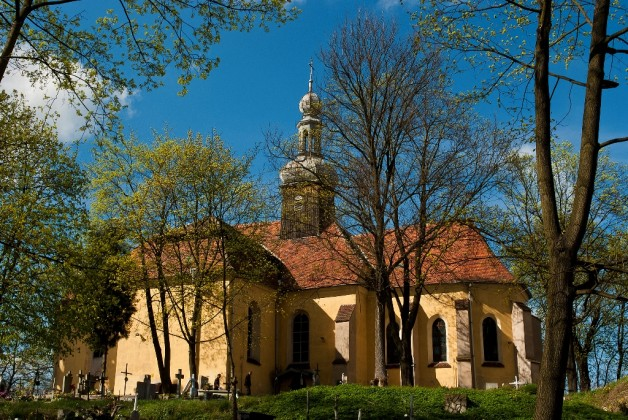 Kaplica Bożego Grobu w Żaganiu