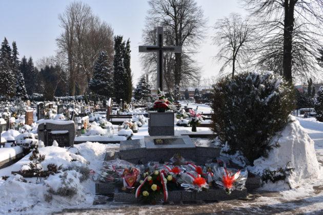 Uroczystości pod Krzyżem Zesłańców Sybiru
