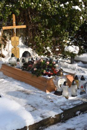Uczczenie pamięci Pani Marii Jastrzębskiej