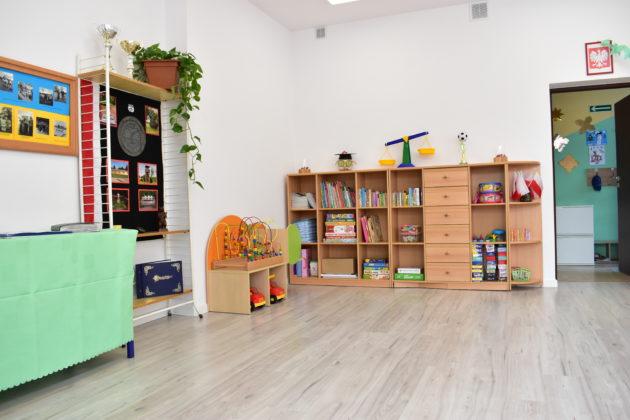 Nowa sala w PSP 4