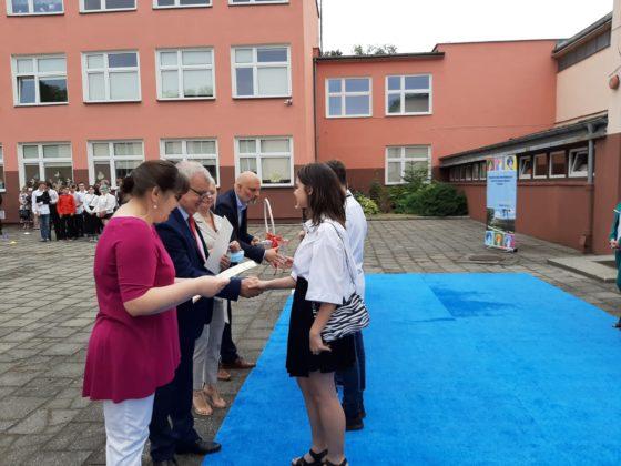 Zakończenie roku szkolnego w Żaganiu