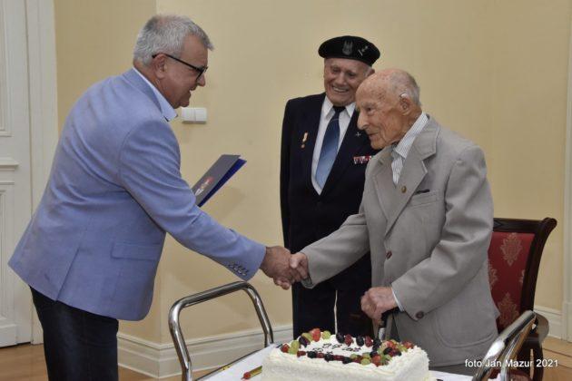 Jubileusz 97 urodzin Piotra Gubernatora