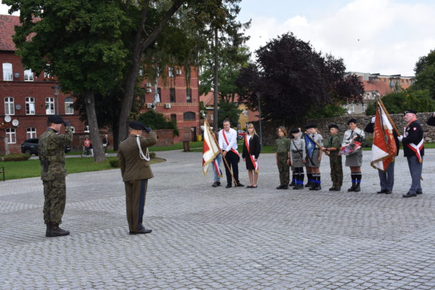 Obchody 82. rocznicy wybuchu II wojny światowej