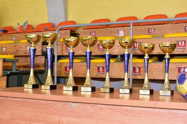 Jarmarkowy Turniej Piłki Ręcznej