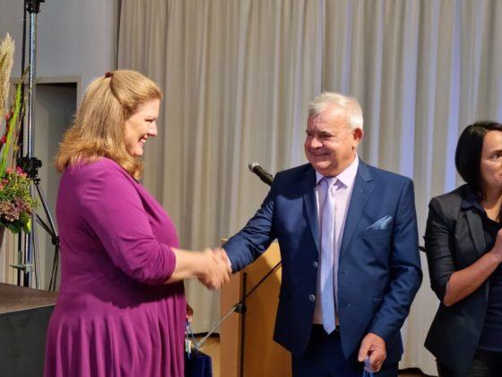 Jubileusz 15 lecia partnerstwa miast Żagań-Teltow