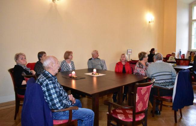 Inauguracja Żagańskiego Weekendu Seniora