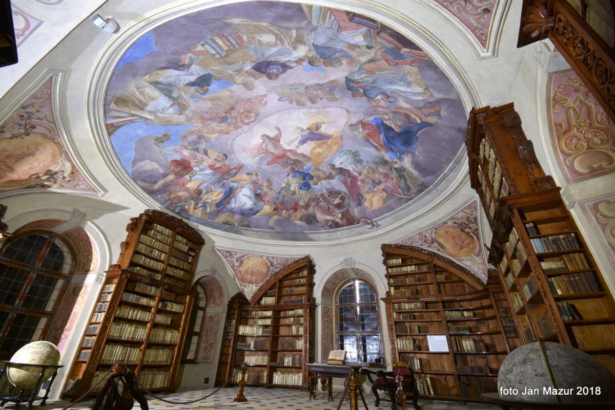 Biblioteka klasztorna Żagań