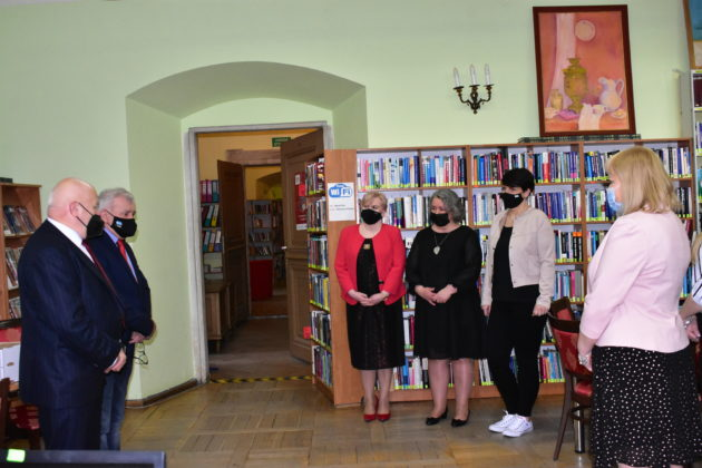 Dzień Bibliotekarza i Bibliotek