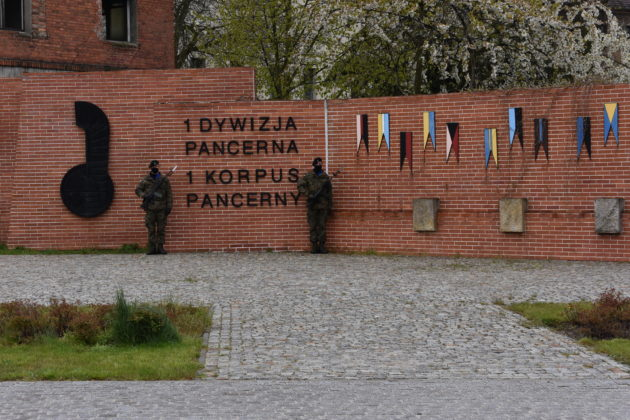 76. rocznica zakończenia II wojny światowej
