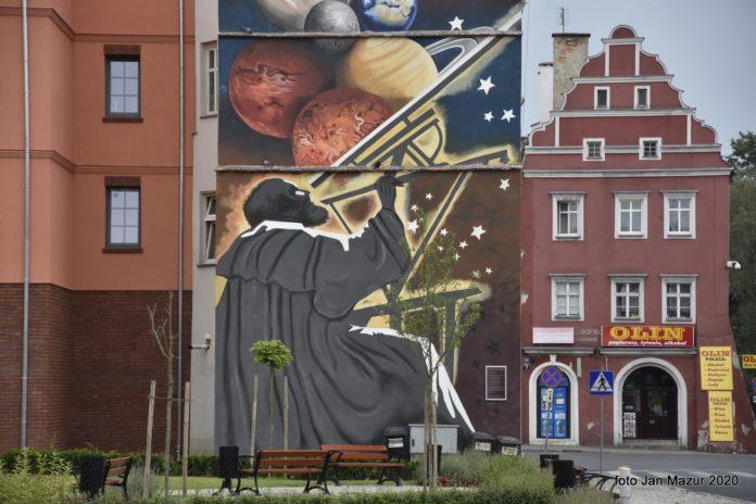 Mural Kepler