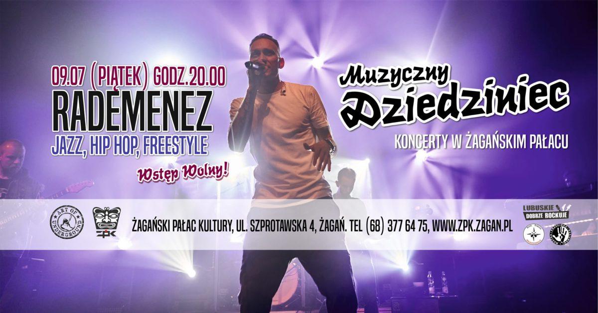 Koncert Rademenez