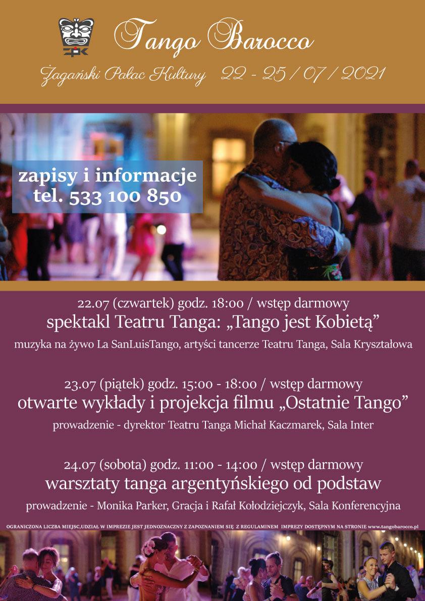 tango barocco