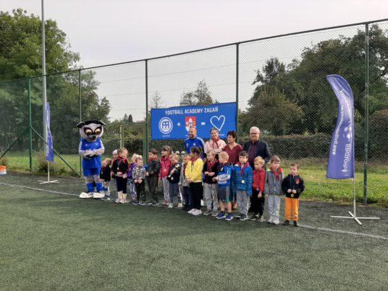 VI Żagańska Przedszkoliada Piłkarska