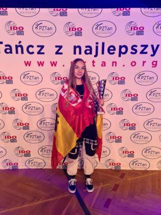 Sukces tancerzy na Mistrzostwach Europy