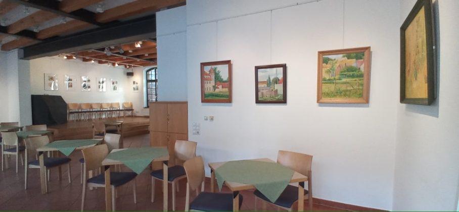 Wystawa plastyczna w Teltow